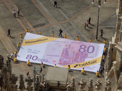 bonus betfair 80 euro a milano