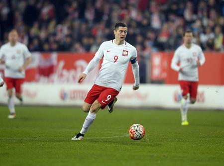 Polonia,  Lewandowski