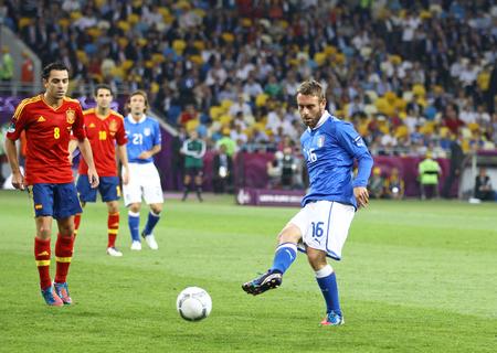 Italia, De Rossi