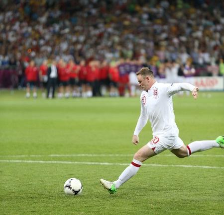 Inghilterra, Rooney