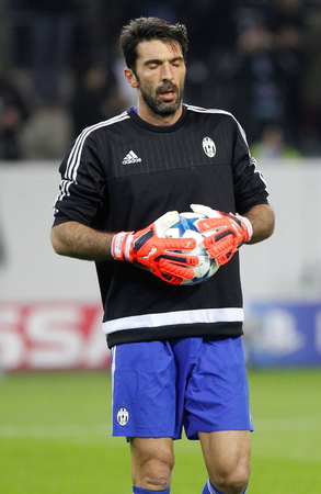 Buffon, Juve