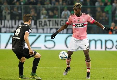 Juventus, Pogba
