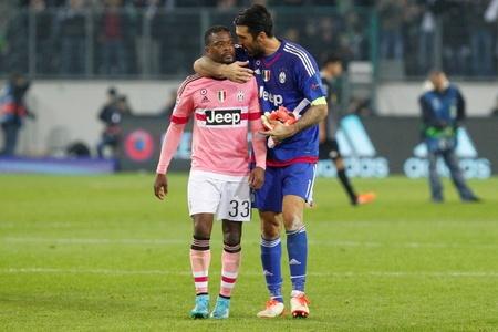 Juventus, Evra e Buffon